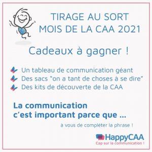 Mois de la CAA - Happy CAA